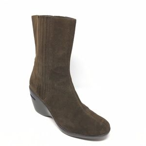 Women's Cole Haan Air Mid Calf Boots Shoes Size 9B